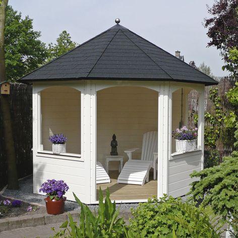 Prima Christina Octagonal Garden Summerhouse From Lugarde