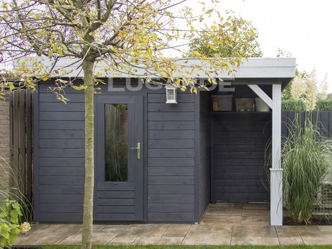 Lugarde Prima Adam flat roof summer houses