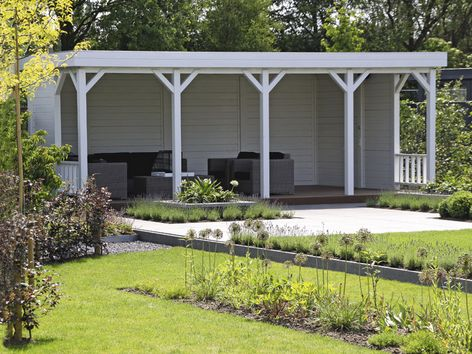 Lugarde Corsica freestanding verandas for the home and garden