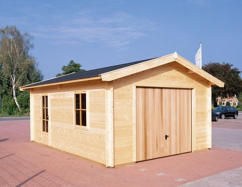 wooden garage buy one or build my own 171 singletrack forum how to choose a good garage for car homydesigns com