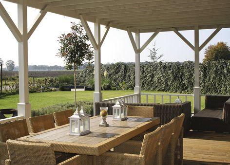 Lugarde verandas - freestanding, corner & leaning verandas in a ...